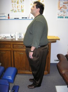 me at 340 pounds on March 1, 2008