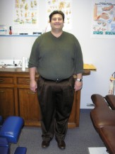 340lbs March 1, 2008