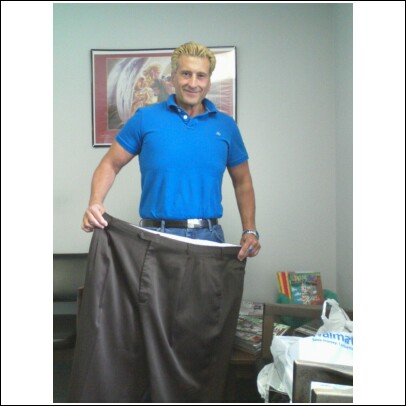me and my old pants