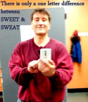 SWEAT AND SWEET